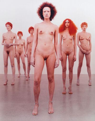 Vanessa Beecroft, 'VB 43.018', 2000