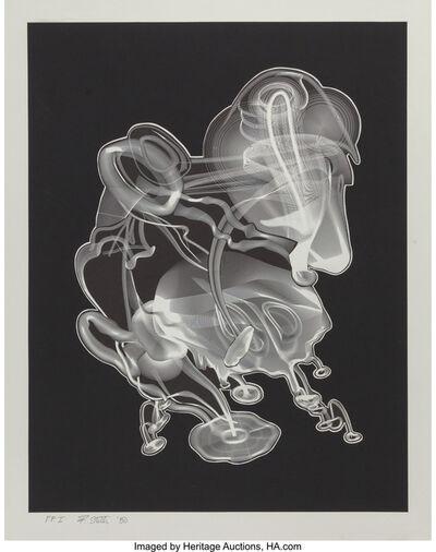 Frank Stella, 'Schwarze Weisheit #2', 2000