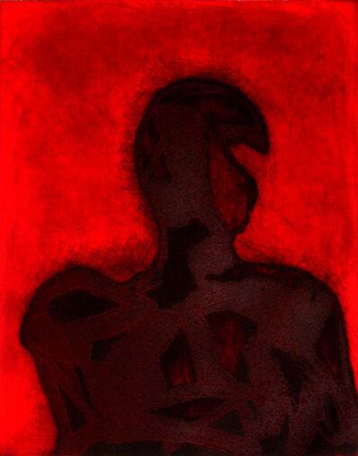 Peter Griffin, 'Red Figure', 2007