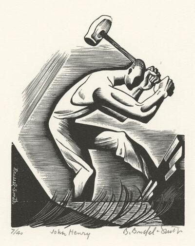 Bernard Brussel-Smith, 'John Henry'