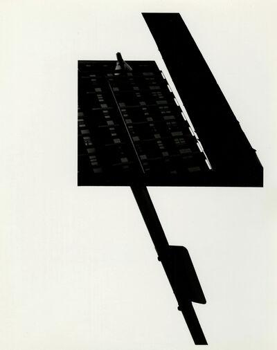 Ray K. Metzker, '67 AM 26-27, Double Frame', 1967