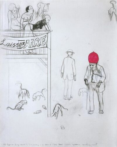 Charles Avery, 'Untitled (Laissez Faire)', 2009