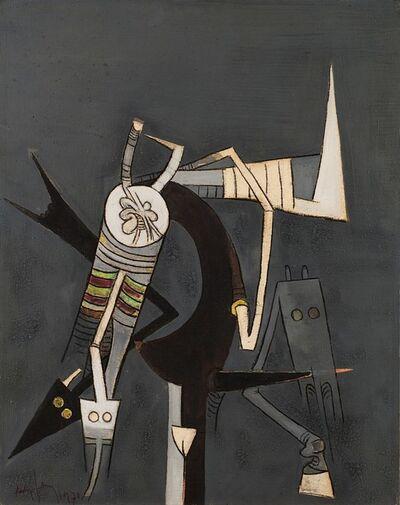 Wifredo Lam, 'Untitled (Les espoir de un avenir)', 1970