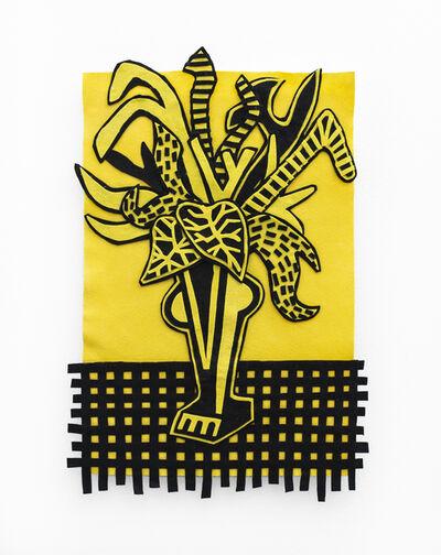 Jody Paulsen, 'Black and Yellow ', 2020