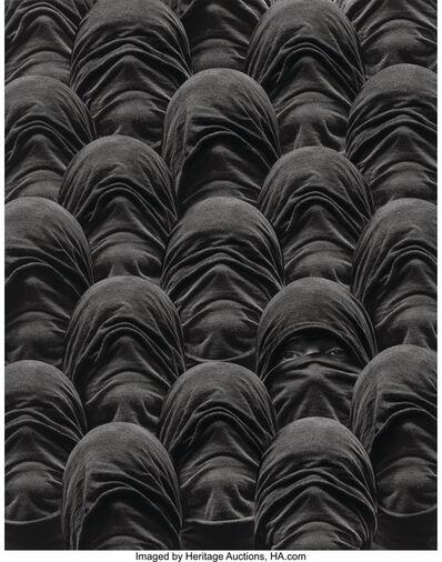 Misha Gordin, 'Crowd 1', 1987