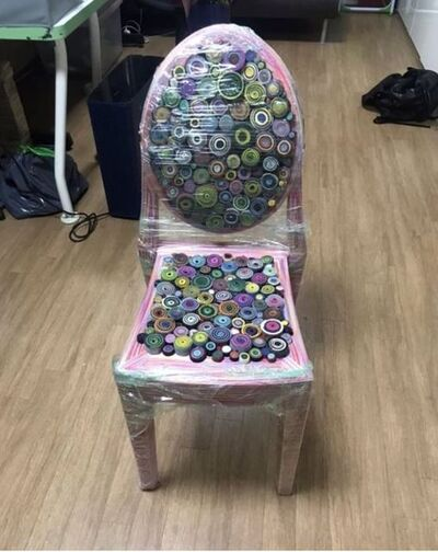 June Lee, 'Maki Chair', 2019