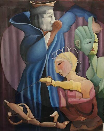 Paco Bosio, 'Empoderamiento', 2002