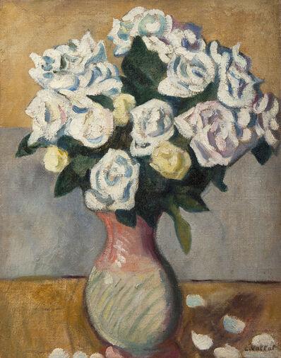 Louis Valtat, 'Bouquet de roses blanches', ca. 1910