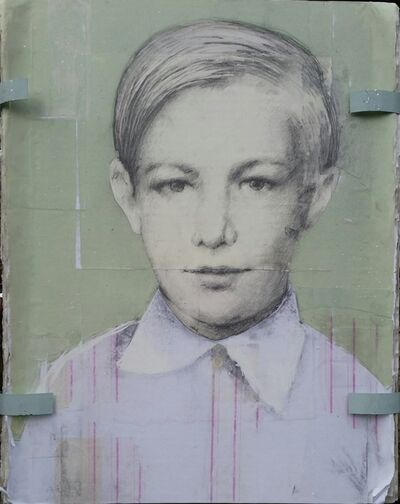 Louis Boudreault, 'Andy Warhol', 2014