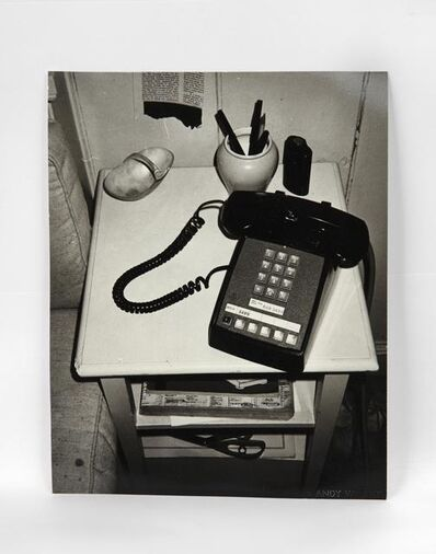 Andy Warhol, 'Telephone', 1982