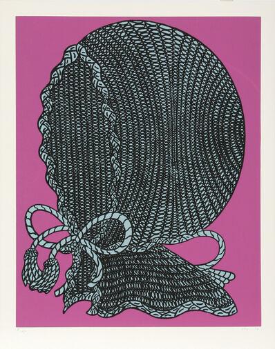 William Nelson Copley, 'Baby Bonnet', 1978