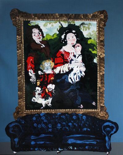 Mary Ronayne, 'The Middleton Family Portrait ', 2021
