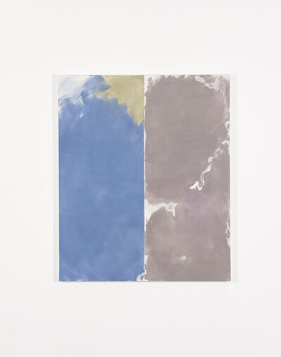 Peter Joseph, 'Dusty Blue with Dull Lilac', 2011