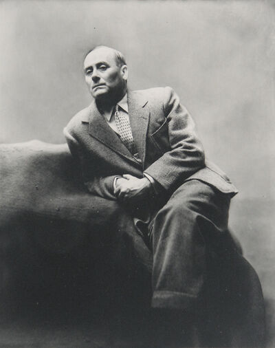Irving Penn, 'Joan Miró', 1947