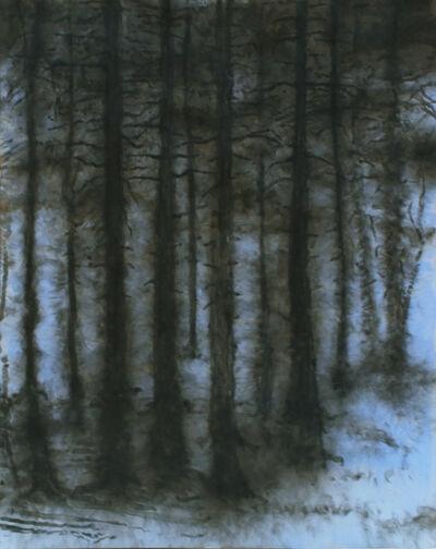 """Jonas Gasiūnas, '""""Fir Grove in the Sky""""', 2015"""