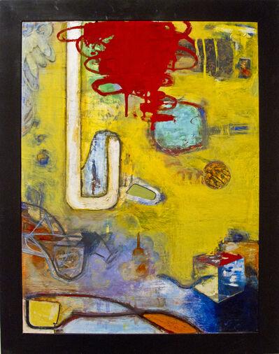 Orlando Leyba, 'Khafre's Rubrick ', 2016