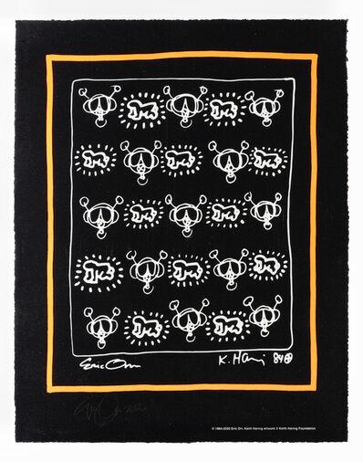 Keith Haring, 'Repeat', 2020