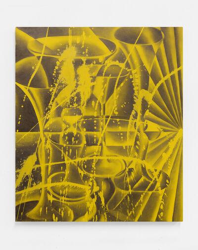 Jacopo Pagin, 'Golden Rain', 2021