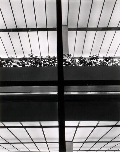 Brett Weston, 'Manufacturer's Trust Bank', 1956