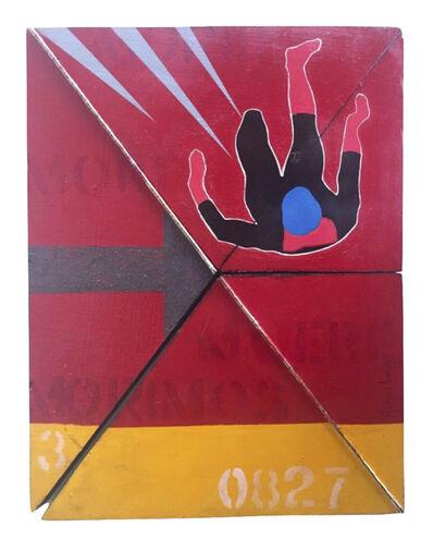 Felipe Ehrenberg, 'MUERO MUERTE MORIMOS - 3 0827', 1968