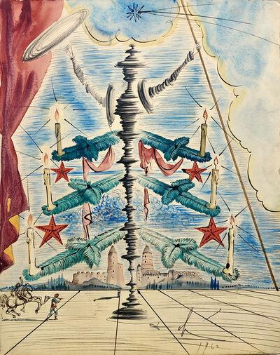 Salvador Dalí, 'Don Quijote', 1960