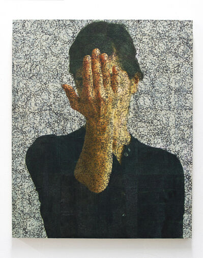 Sepideh Salehi, 'Mohr Portrait 02', 2017