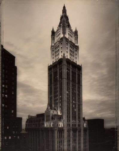 Tom Baril, 'Woolworth Building', 1997