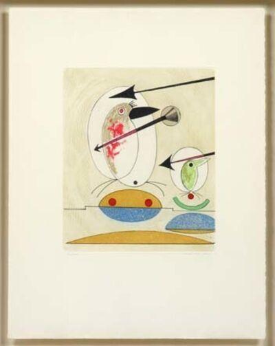 Max Ernst, 'Si le chant et le parole ne suffisent', 1975
