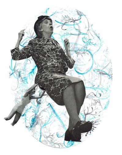 Laura Dunkin-Hubby, 'Swing in Blue', 2018