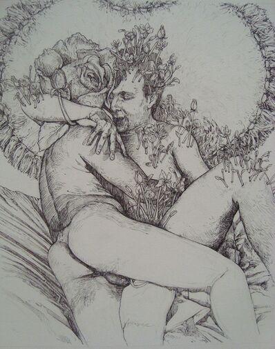 José Gonzalo García Muñoz, 'The huge and the lover ', 2017