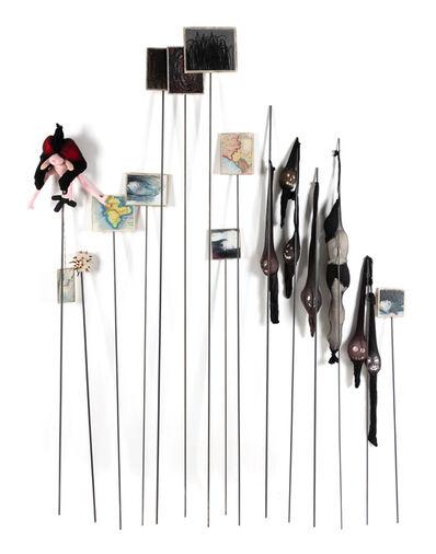 Annette Messager, 'Piques', 1994