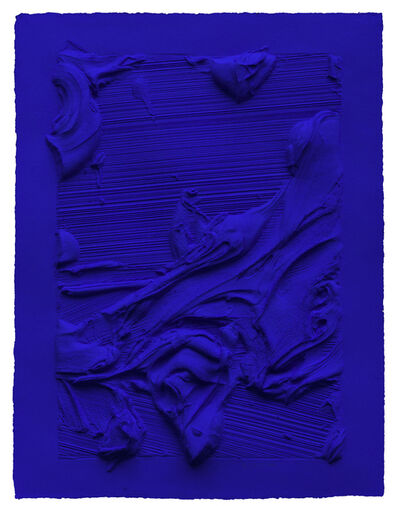 Jason Martin, 'Untitled Ultra Blue', 2014