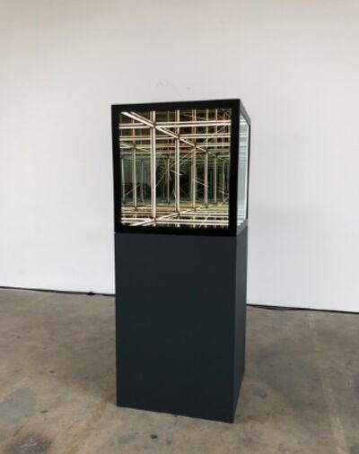 Anthony James, 'Cube', 2019