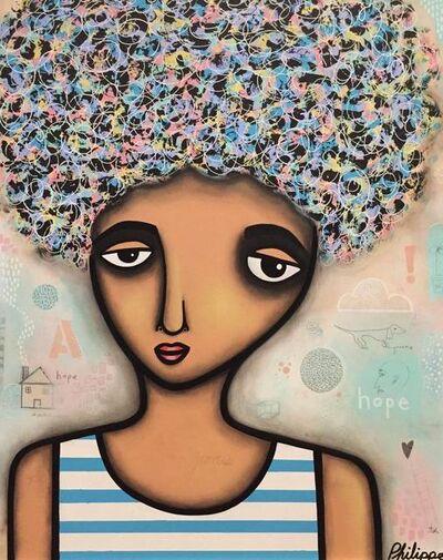 Philippe Guérin, 'Hope Bleu', 2019
