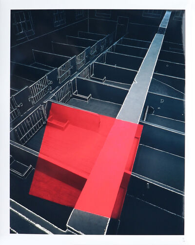 Georges Rousse, 'Cambrai (1996)', 2000