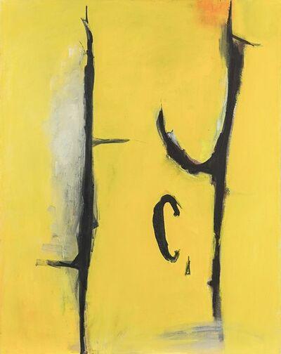 Louis Ribak, 'Yellow Experiment', 1950-1960s