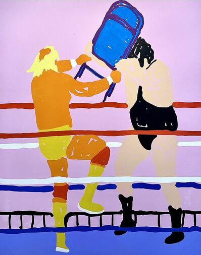 Jason Pulgarin, 'Hogan Vs Andre', 2021
