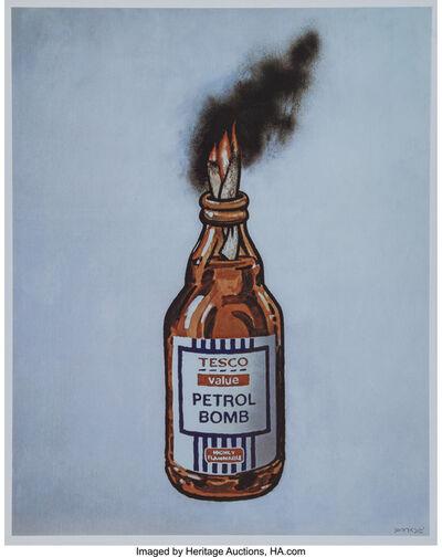Banksy, 'Tesco Value Petrol Bomb, poster', 2011