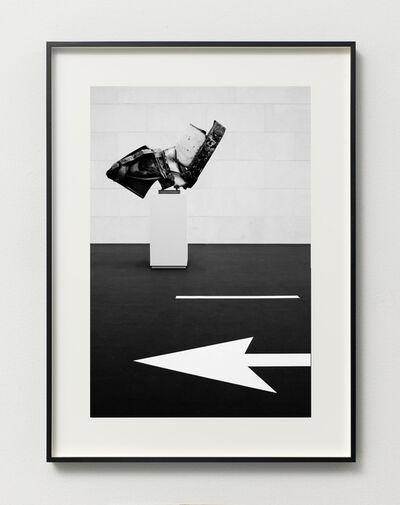 Bettina Pousttchi, 'Chamberlain Drive Thru', 2014