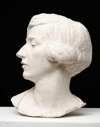IVAN MEŠTROVIĆ, 'Head of a Woman (Milica Banac)'