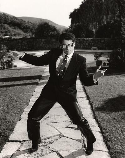Greg Gorman, 'John Travolta: Santa Barbara, CA', 1985