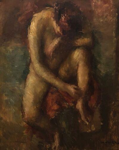 Josep Maria Mallol Suazo Maragall Mallol Suazo, 'Figura ', ca.  1950