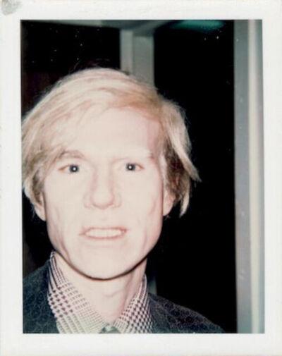 Andy Warhol, 'Andy Warhol', ca. 1980