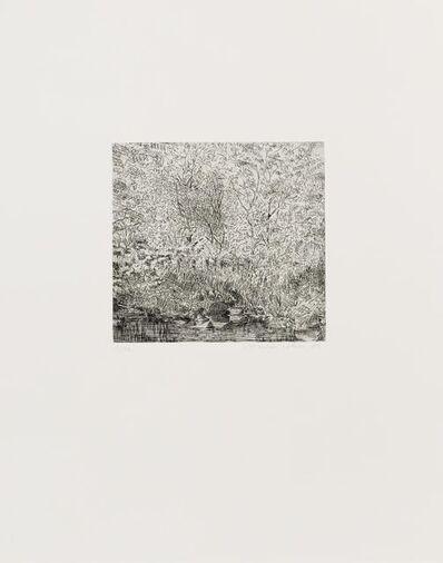 Matthias Weischer, 'Untitled (Landschaft 4)', 2009