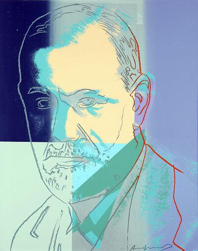 Andy Warhol, 'Sigmund Freud (FS II.235)', 1980
