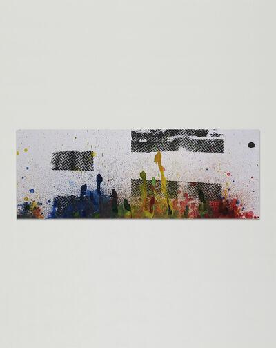 Julião Sarmento, 'Quarantine (Chuva 6)', 2020