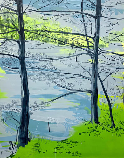 Claire McConaughy, 'Sweet Green View', 2019