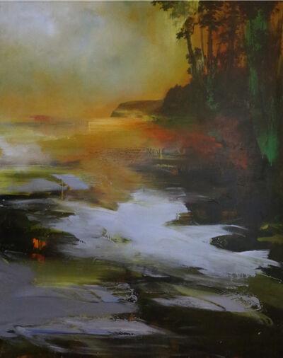 Alan Rankle, 'River America I', 2013