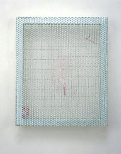 Lin Tianmiao, 'Green meshes', 2013