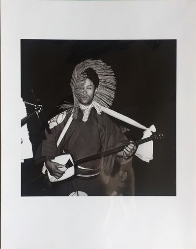 Issei Suda, 'From the series 「風姿花伝」 富山、1976年9月1日', 1976
